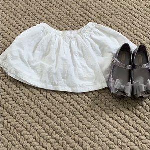 3 for $10-White Skirt